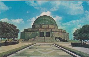 Illinois Chicago The Adler Planetarium