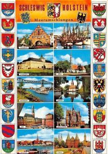 Schleswig-Holstein multiviews Heide, Husum, Rendsburg, Itzenoe, Kiel, Neustadt