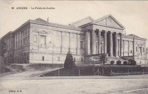 ANGERS, La Palais de Justice, Maine et Loire, France, 00-10s