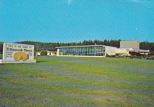 Tillamook Cheese Factory Tillamook Oregon