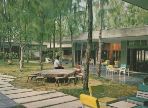 Brabant Hotel Morne Plage Mauritius Rare Postcard