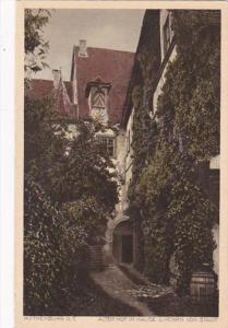 Switzerland Rothenburg ob der Tauber Alter Hof Im Hause Des Herrn Von Stadt 1938