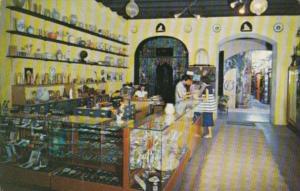 St Thomas G Beretta Italian Imports Venetian Glass