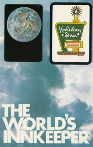 FRANKLIN , Tennessee , 50-60s ; Holiday Inn, The World's Innkeeper