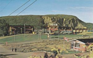 Skye Motel & Cape Breton Wax Museum, Canso Causeway , Nova Scotia , Canada , ...