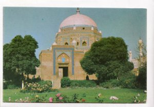 Mausoleum of Shah Rukn-e-Alam, Multan Pakistan, 1984 used Postcard