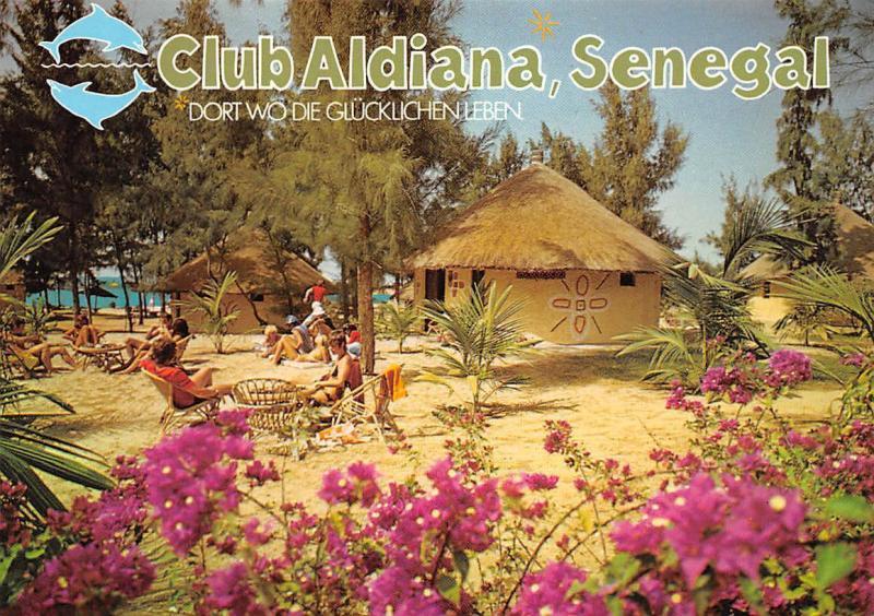Senegal Club Aldiana Beach