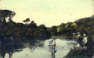 Chagres River Panama Canal Panama Unused