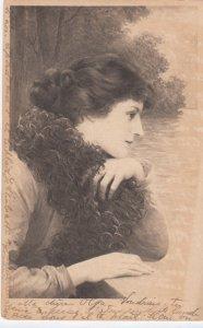 Female Head Portrait , 1904