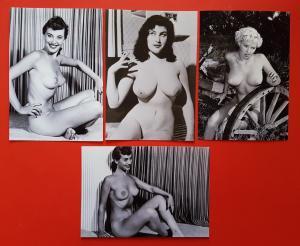 Risque Nude Erotic Eroticard Miniature Postcard 3.5 x 5 inch Various to Choose