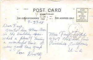Irish Sweep Drum Horse Racing 1968 Missing Stamp
