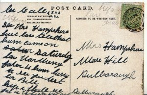 Genealogy Postcard - Hampshire - Mare Hill - Pulborough - Sussex - Ref 4747A