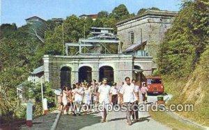 Hill Railway Penang Malaysia Unused