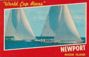Rhode Island Newport World Cup Races Newport Yacht Races