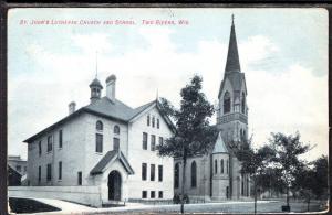 St John's Lutheran Church and School,Two Rivers,WI BIN