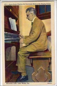 Anton Brees, Sanctuary Bells, Singing Tower, Lake Wales FL