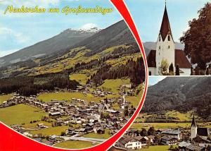 Neukirchen am Grossvenediger Wandern Reiten Schwimmen Kirche Church Panorama