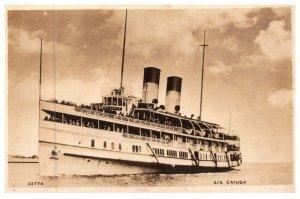 S/S Cayuga  , Canada Steamship Line