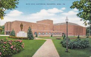 Minnesota Rochester Mayo Civic Auditorium