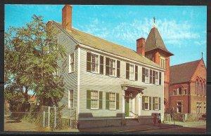 Massachusetts, Lowell - James Whistler's Home - [MA-076]