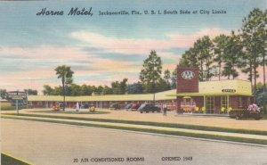 Florida Jacksonville Horne Hotel U S Highway 1 sk2372