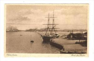 Partie Fra Reden, Kobenhavn, Denmark, 1900-1910s