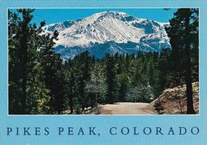 Colorado Colorado Springs Pikes Peak