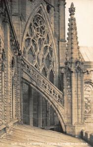 Ely Cathedral Flying Buttress of Octagen Postcard