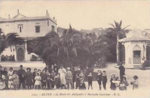 Algeria Alger Le Musee des Antiquites a Mustapha Superieur