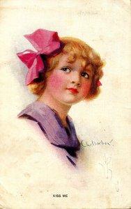 Kiss Me - Artist: C. W. Barber