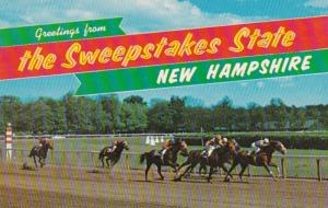 New Hampshire Concord Rockingham Park Horse Racing