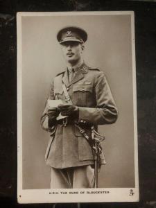 Mint England RPPC Postcard Prince Henry The HRH Duke Of Gloucester B