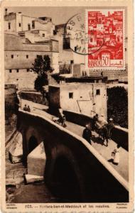 CPA Fez- Kintera ben el Meddouk et les moulins MAROC (796320)