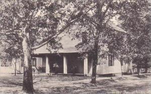 Indiana New Harmony Old Fauntleroy Home Albertype