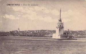 Tour De Leanare, Constantinople, Turkey, 1900-1910s