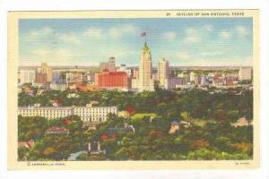 Skyline Of San Antonio, Texas, PU-1941
