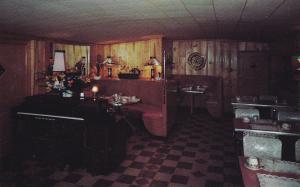 DUNN, North Carolina, 1940-1960s; Johnson's Restaurant, On U.S. 301