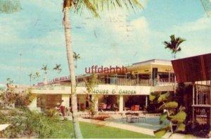ULTRA MODERN SUNRISE SHOPPING CENTER. FT. LAUDERDALE, FL 1961