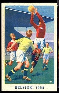 1952 Summer Olympics Helsinki Handball