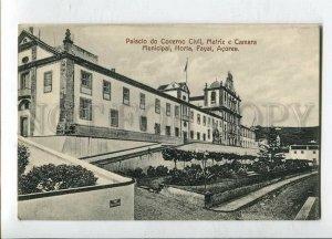3144759 PORTUGAL Azores ACORES Fayal Horta Camara municipal OLD