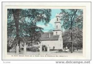 St. David's Episcopal Church, Cheraw, South Carolina, 10-20s