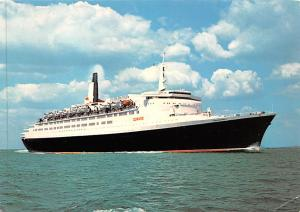 Cunard White Star, Aquitania Ship Unused