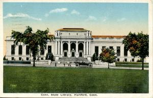 CT - Hartford. State Library