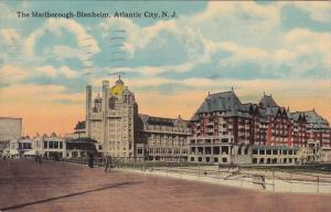 The Marlborough-Blenheim, Atlantic City, New Jersey, PU-1913