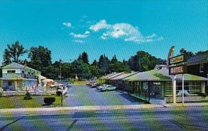 Pennsylvania Gettysburg The Colton Motel