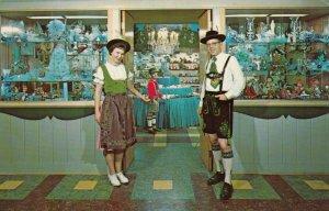 FRANKENMUTH , Michigan , 40-50s ; Frankenmuth Bavarian Inn, Gift Shop