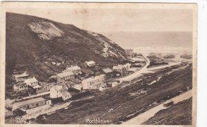 PORTHTOWAN, Cornwall, England, United Kingdom; Bird's Eye View, PU-1938
