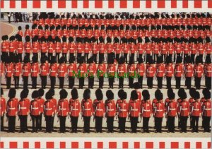 London Postcard - Military - Trooping The Colour    RR10386