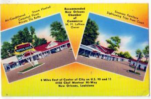 Avalon Motor Hotel, New Orleans LA
