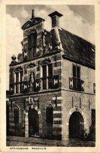 CPA APPINGEDAM Raadhuis NETHERLANDS (705915)